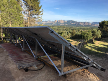 6KW Off Grid / Stand Alone System Montana Adventures Aragon, Spain