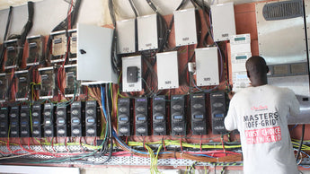 Largest privately owned  Solar PV Installation in Ghana