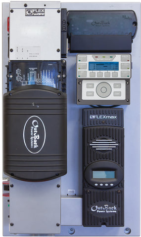 FLEXpower ONE FXR Fully Pre-Wired Single Inverter System