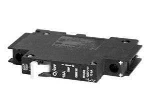 DC din rail breakers