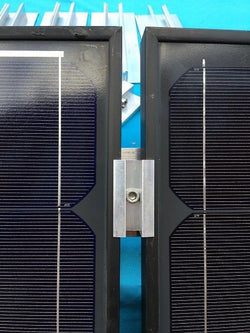 Triple Solar Panel Mounting Kit - xerogrid