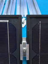 Double Solar Panel Mounting Kit £39.99 - xerogrid