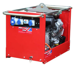 GCL12000B 11kW (13.75kVA) Vanguard LPG Generator for Off Grid applications - xerogrid
