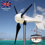 LE-300 Wind Turbine (MARINE version 12V / 24V / 48V - xerogrid