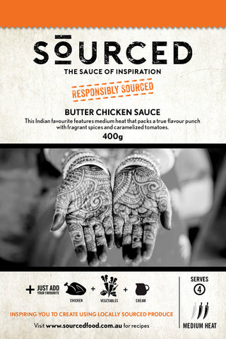 Butter Chicken Sauce 400g