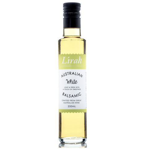 Lirah Australian White Balsamic 250ml