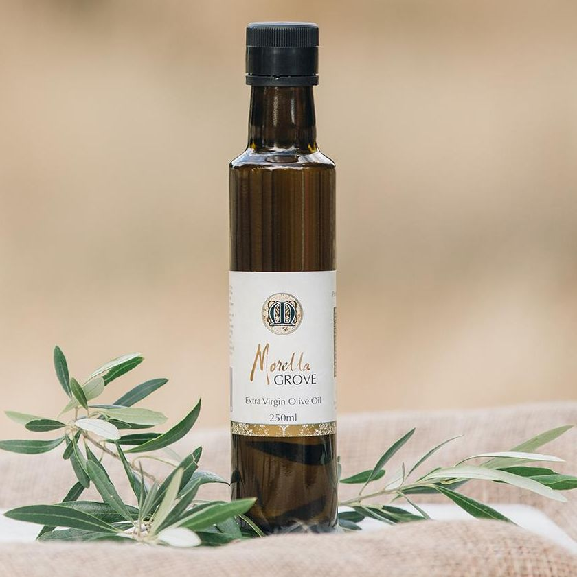 Morella Grove Premium Australian Cold Pressed Extra Virgin Olive Oil 250ml
