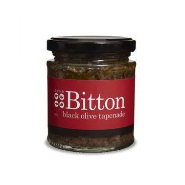 Bitton Black Olive Tapenade 190g