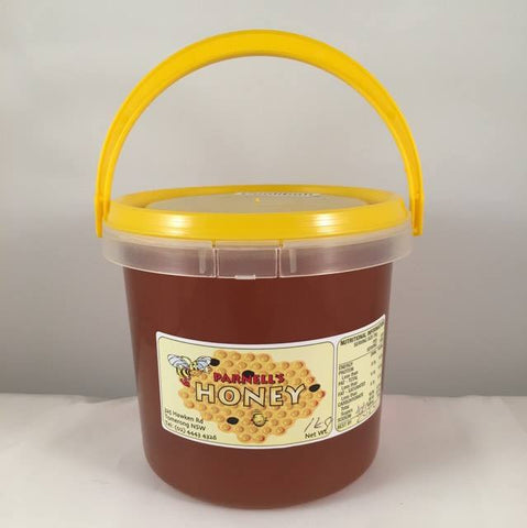 Parnell's Pure Honey 1kg