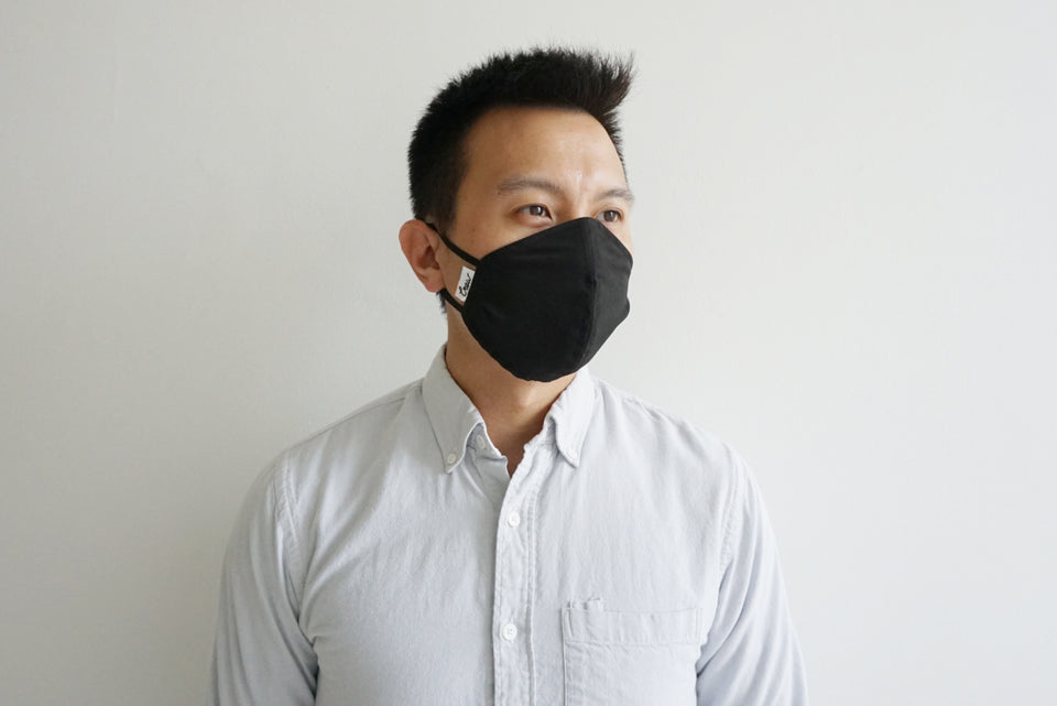 Front Line Hero Mask Noir