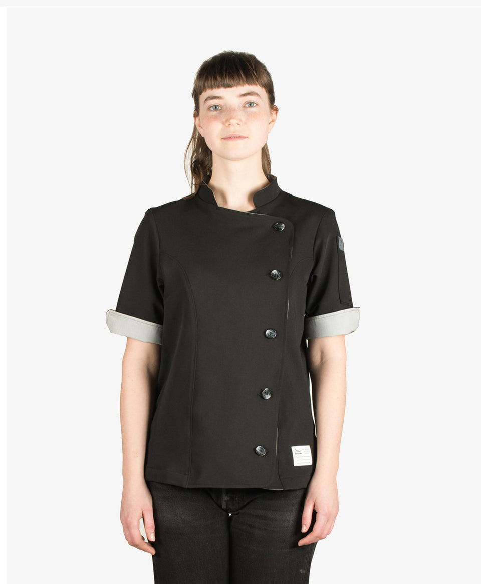 CrewTech The Stephany Women's Chef Coat