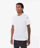White Chef Shirt with CrewTech fabric