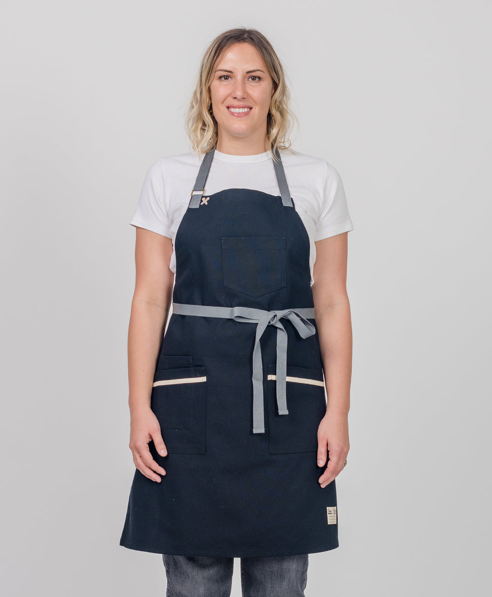 Raven Canvas Apron