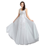 Long Evening Dresses, engagement dress at Bling Brides Bouquet online Bridal Store