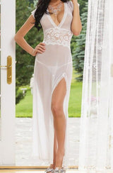 Bridal lingerie  sets with g string underwear at Bling Brides Bouquet - online bridal store