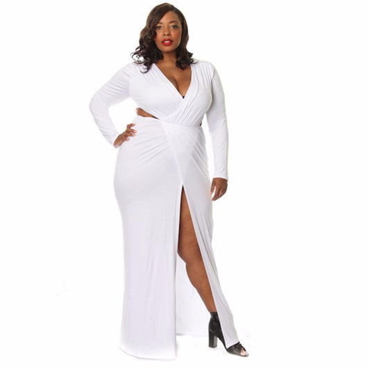 Plus Sized Sexy Party dresses At Bling Brides Bouquet - Online Bridal Store