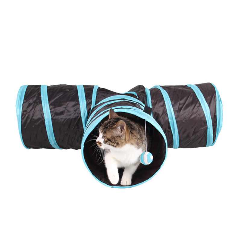 large cat tunnel