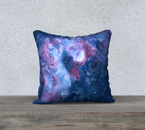 "Nebular Dream Pillowcase – 18"" x 18"""