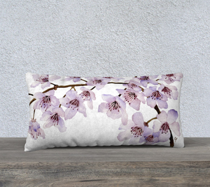 "Cherry Blossoms Pillowcase – 24"" x 12"""