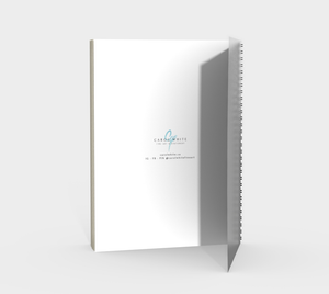 Kensington Pointe Spiral Notebook