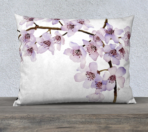 "Cherry Blossoms Pillowcase – 26"" x 20"""