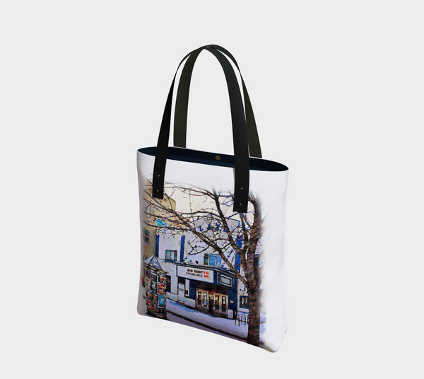Kensington Plaza Theatre Urban Tote Bag