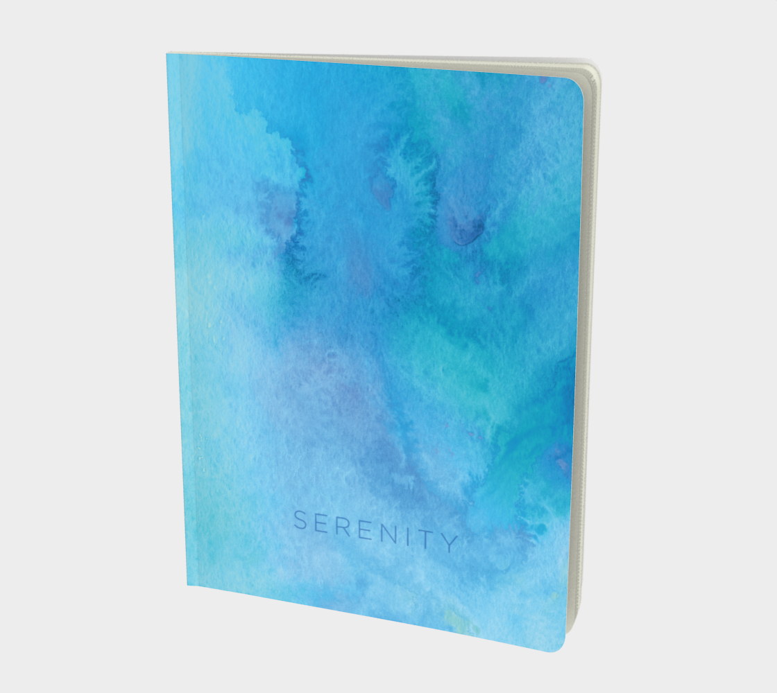 Serenity Notebook Large