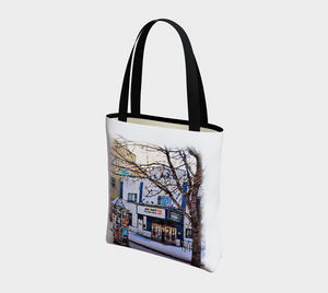 Kensington Plaza Theatre Everyday Tote Bag