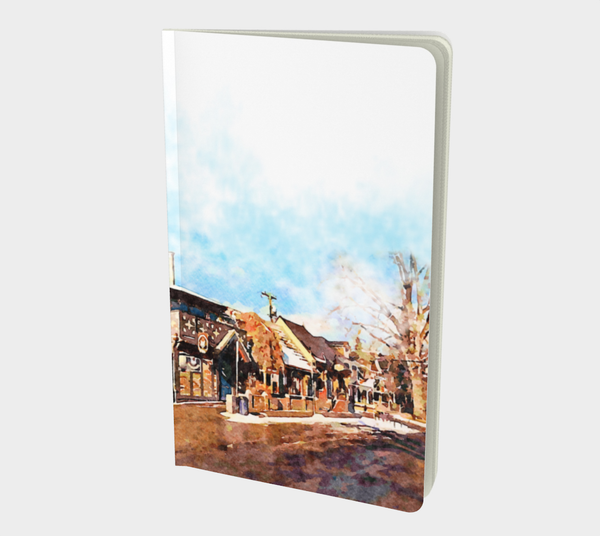 Kensington Pub Small Notebook