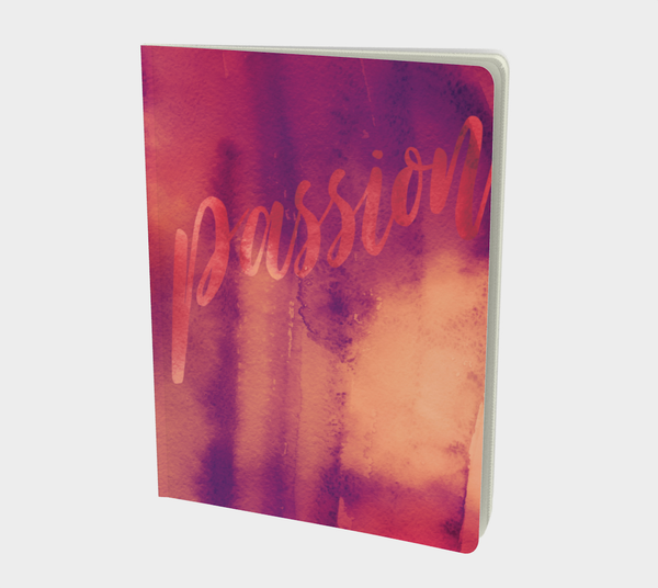 Passion Notebook Large