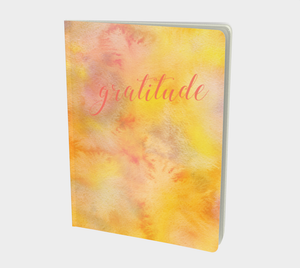 Gratitude Notebook Large