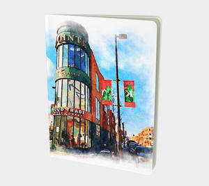 Kensington Pointe Large Notebook