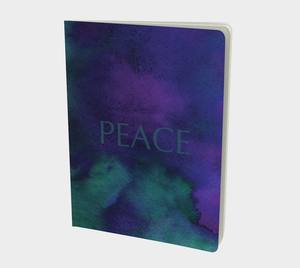 Peace Notebook Large
