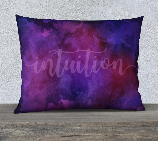 "Intuition Pillowcase – 26"" x 20"""