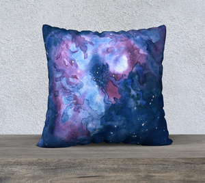 "Nebular Dream Pillowcase – 22"" x 22"""