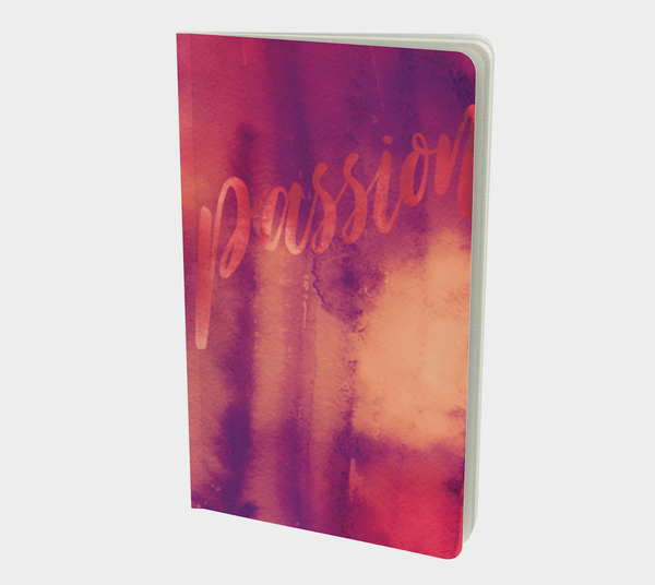 Passion Notebook Small