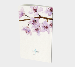 Cherry Blossoms Notebook Small