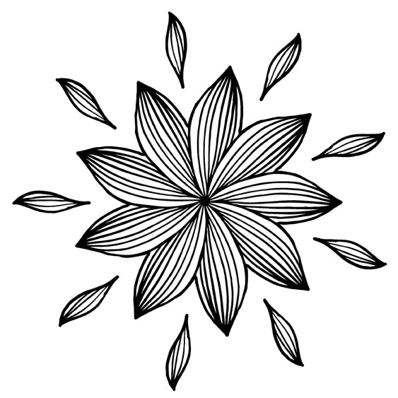 Mandala 31 Colouring Sheet