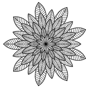 Mandala 44 Colouring Sheet