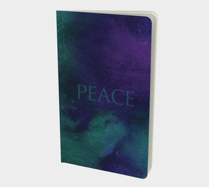 Peace Notebook Small