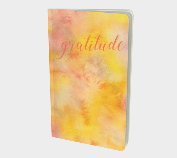 Gratitude Notebook Small