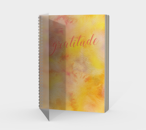 Gratitude Sketchbook