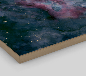 Nebular Dream Wood Prints