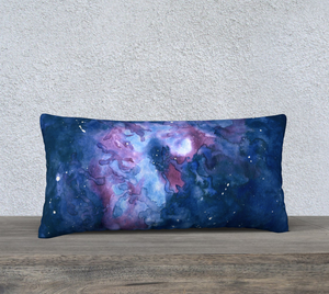 "Nebular Dream Pillowcase – 24"" x 12"""