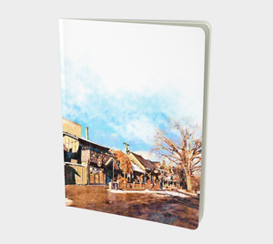 Kensington Pub Large Notebook