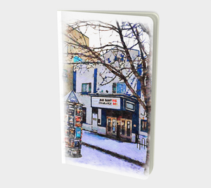 Kensington Plaza Theatre Small Notebook