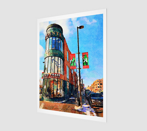 Kensington Pointe Art Print