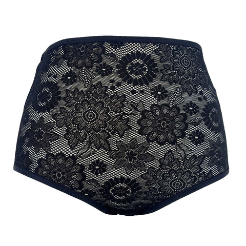 Virtue Lace High Waist Knickers