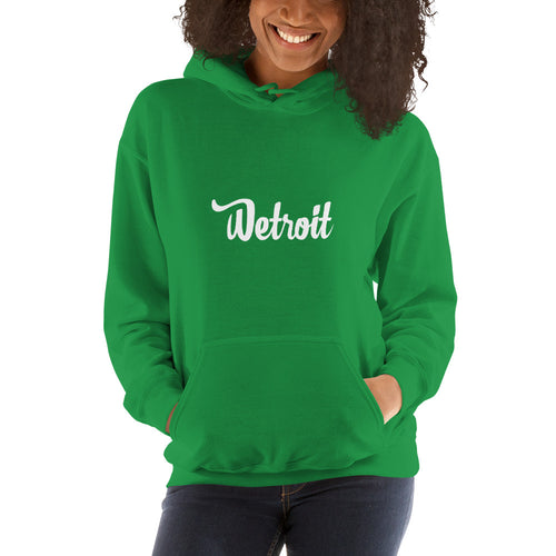 Unisex Heavy Blend Hoodie - Irish Green