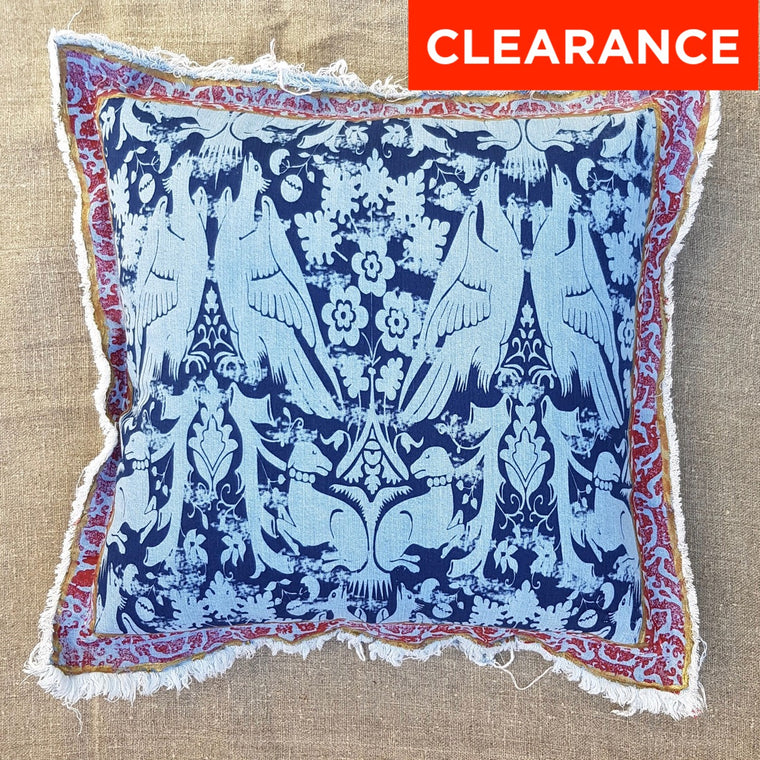 Jeans Decor Cushion Cover 55 x 55cm
